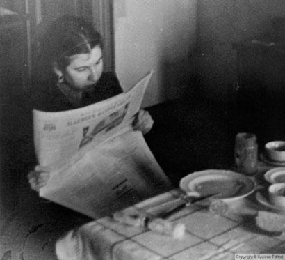 Publicaties over Etty Hillesum in het Italiaans